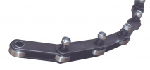 Conveyor Chain with Extended Pin